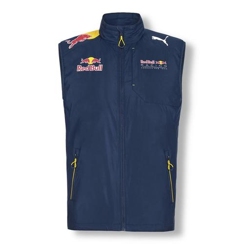 RED BULL RACING TEAM GILET MENS 2016 REPLICA