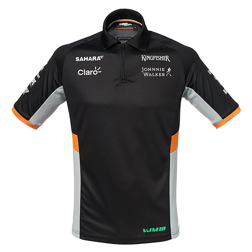 SFI MENS TEAM POLO 2017 REPLICA | Motorstore F1 Team