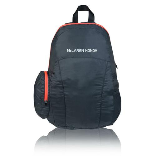 McLaren Honda Pack Away Rucksack