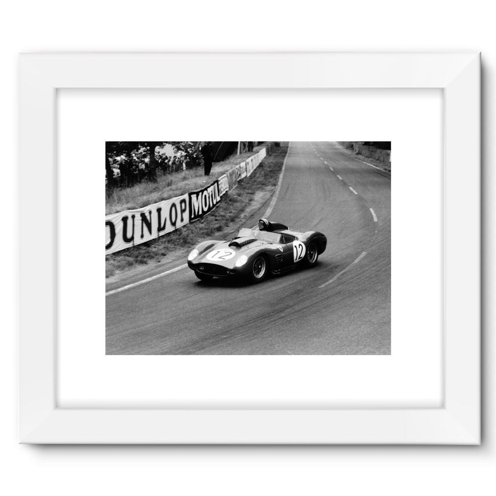 Dan Gurney/Jean Behra, Ferrari 250TR   Motorstore Gallery