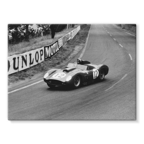 Dan Gurney/Jean Behra, Ferrari 250TR