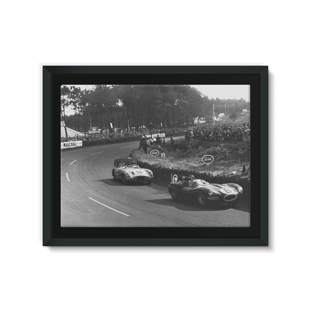 Le Mans, France. 11 - 12 June 1955   Motorstore Gallery