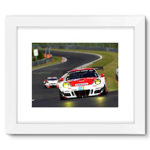 30 Frikadelli Racing Team, Porsche 991 GT3-R | White