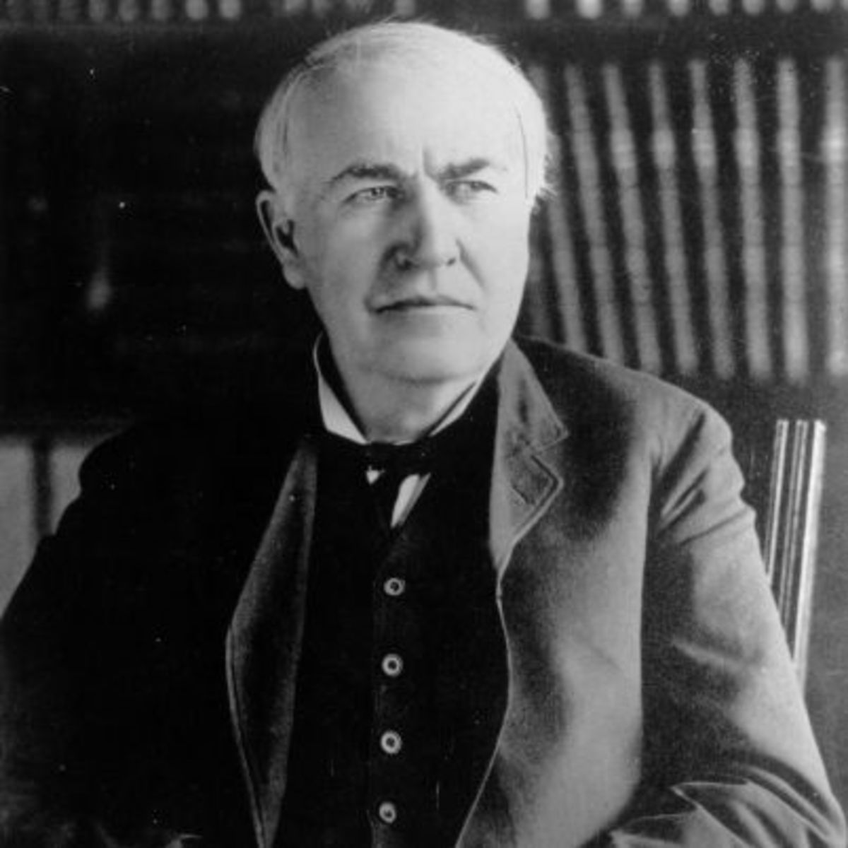 Thomas Edison used carbon fiber as filament in one of the first incandescent light bulbs.